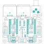 USP - Linetreiber-Output-Modul - Schema