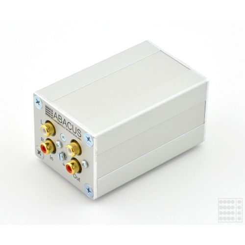 Linetreiber fix - Audio Ein- und Ausgänge