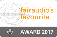 fairaudio's favourite Award Siegel