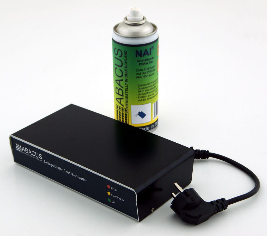 Akustik-Infeeder