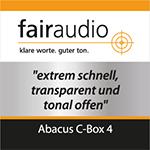 fairaudio Testsiegel