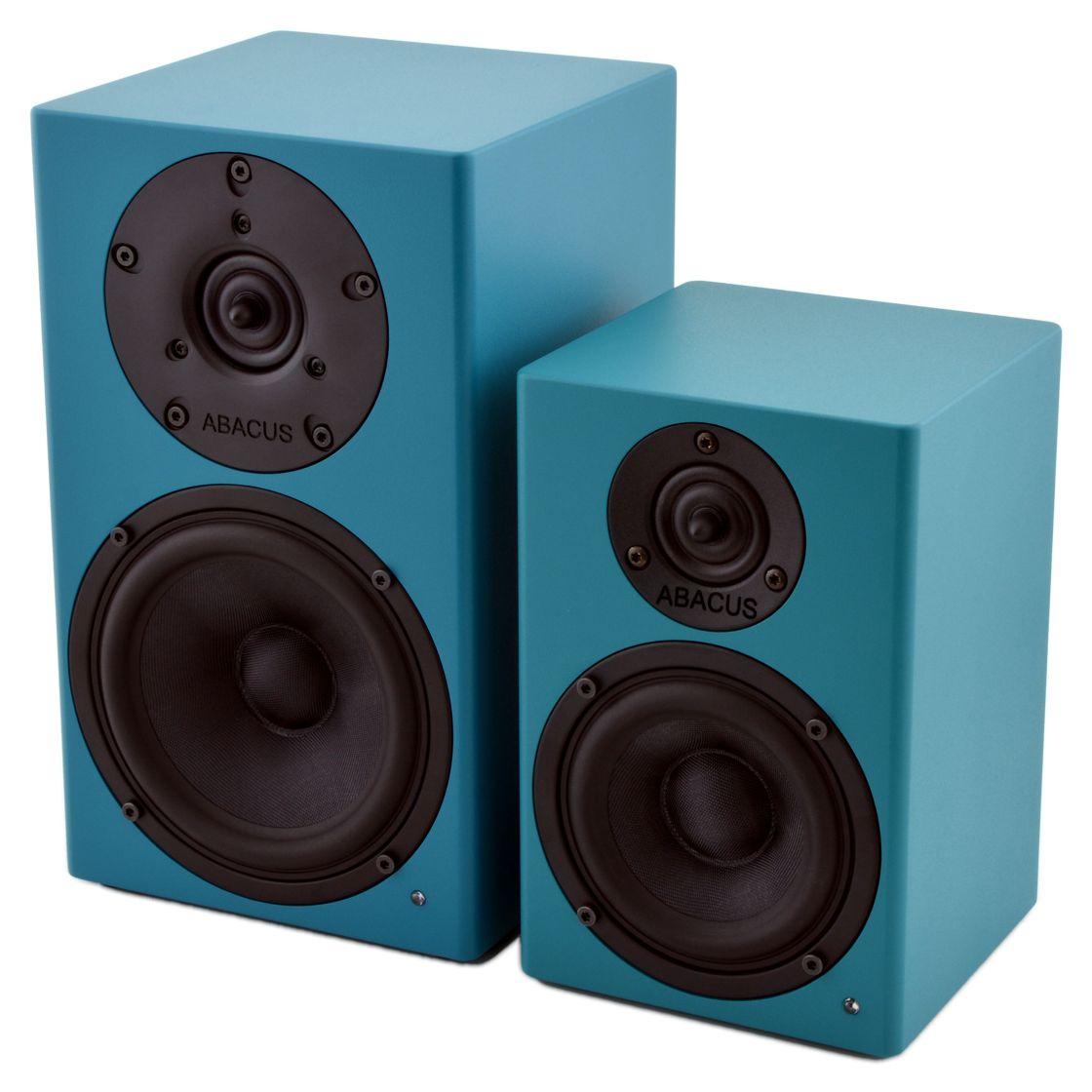 C-Box 3 und 4 Wasserblau