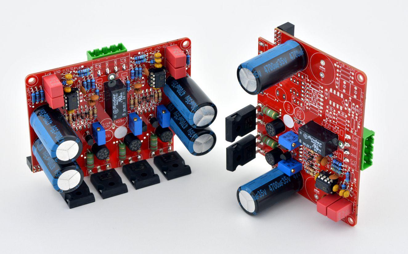 Cortex Dolifet Verstärkermodule - einfach oder doppelt