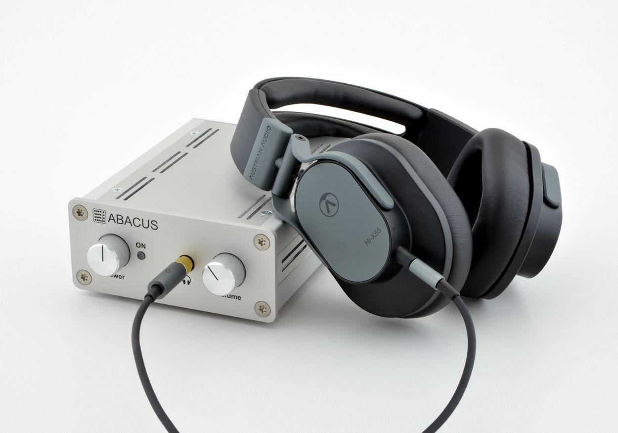 ABACUS Linetreiber Variabel 2020 mit Austrian Audio Hi-X55
