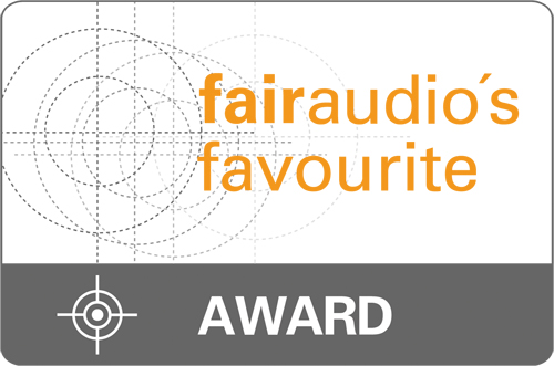fairaudio's favourite Award Siegel
