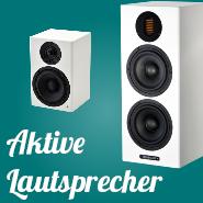 Aktive Lautsprecher