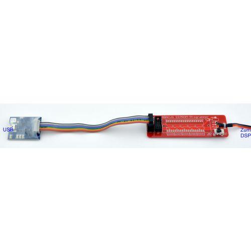USBi mit Adapterplatinen (nicht alle Versionen)