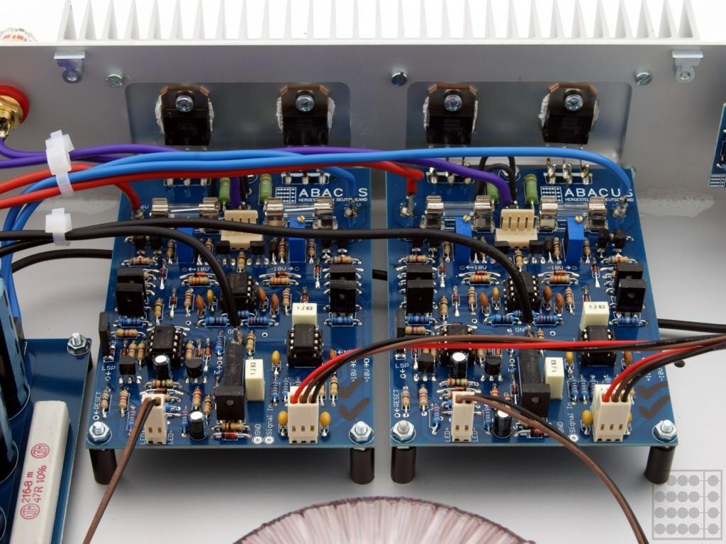 60-120C Verstärkerplatinen