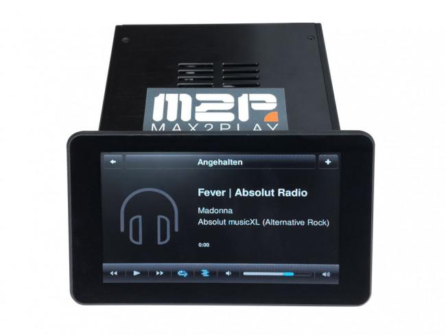 Raspi-Touch von Max2Play