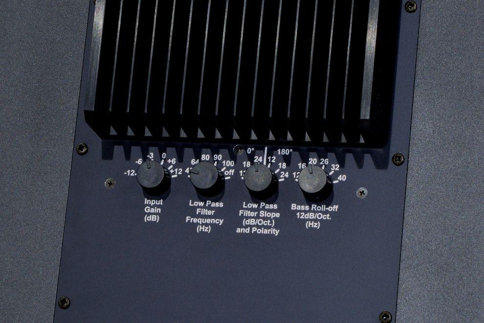 6-stufige Schalter am Dolibass HT