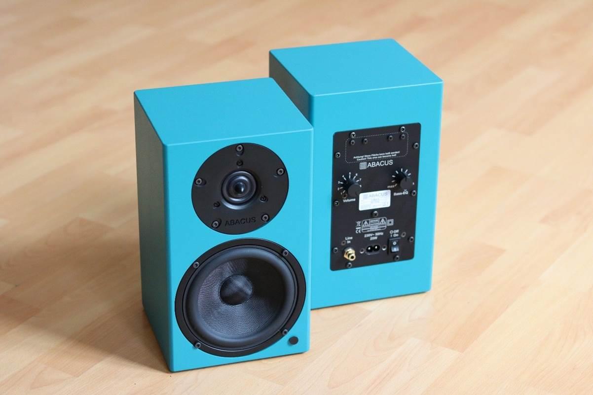 C-Box 4 Wasserblau