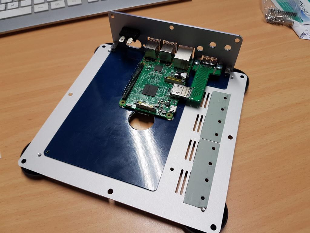 MrSpecial Prototyp Elektronik2
