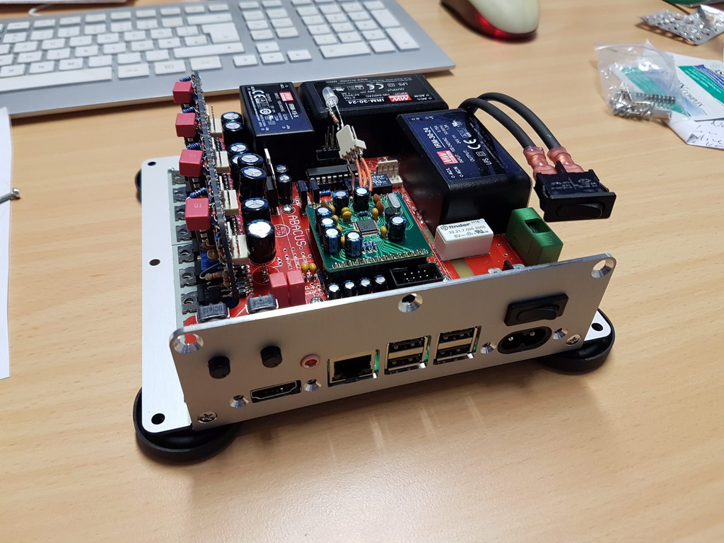 MrSpecial Prototyp Elektronik